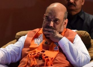 BJP president Amit Shah had predicted 130 seats for his party in the Karnataka elections, while the party managed to secure 104 only | PTI