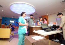 A pediatric ward at a hospital | Ramesh Pathania/Mint via Getty
