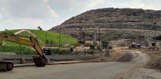 The garbage mountain in Ghazipur dumping yard   Soniya Agarwal/ThePrint.in