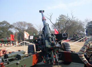 Indian artillery