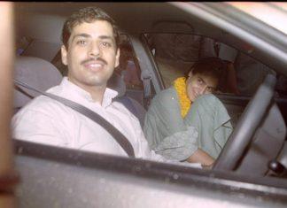 File photo of Priyanka Gandhi with her husband Robert Vadra   Praveen Jain/ThePrint