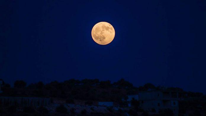 A full moon night   Pexels