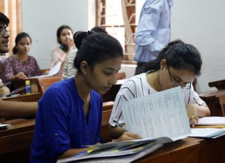 College students | Representational image | Photo: Suraj Singh Bisht | ThePrint