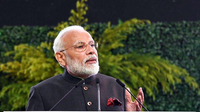 Prime Minister Narendra Modi in Bangkok | ANI
