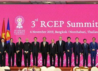 PM Modi at the RCEP Summit in Thailand | @narendramodi | Twitter
