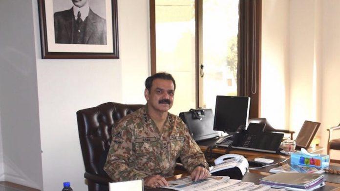 Lt Gen. Asim Saleem Bajwa | File photo: Twitter | @AsimBajwaISPR