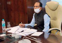 File photo of Madhya Pradesh Chief Minister Shivraj Singh Chouhan in Bhopal | ANI