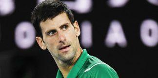 File photo of Novak Djokovic | Twitter