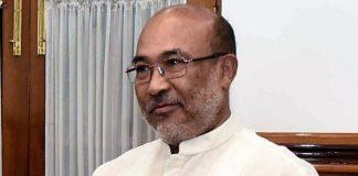 File image of Manipur Chief Minister N. Biren Singh | Photo: ANI