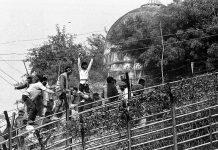 On 6 December, Kar Sevaks demolished the Babri Masjid | Photo: Praveen Jain | ThePrint