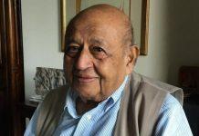 Former IFS officer K. Shankar Bajpai   By special arrangement