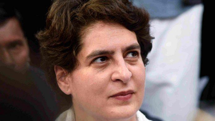 Congress general secretary Priyanka Gandhi Vadra | Photo: ANI