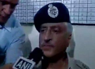 Former Punjab DGP Sumedh Singh Saini | @ANI | Twitter