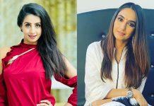 Sanjjana Galrani (L) and Ragini Dwivedi | Twitter | @sanjjanagalrani | @raginidwivedi24