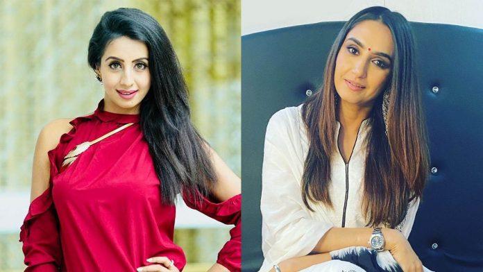 Sanjjana Galrani (L) and Ragini Dwivedi   Twitter   @sanjjanagalrani   @raginidwivedi24