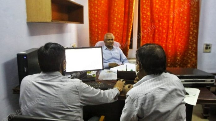 Judge S.K. Yadav has spent the last few days writing the judgment, keeping away from visitors | Praveen Jain | ThePrint