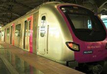 File photo of Mumbai Metro | Commons