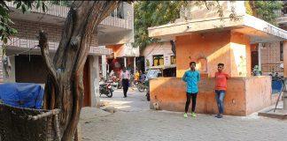 The Valmiki locality at Karera village in Ghaziabad | Photo: Soniya Agarwal | ThePrint