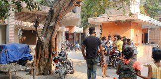 Visitors stream into Karera village Thursday | Photo: Soniya Agarwal | ThePrint