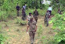 Representational image of security personnel in Chhattisgarh | Photo: ANI