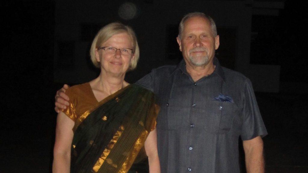 Canadian philanthropists Rita and Grant Corbett | By special arrangement