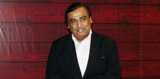 File photo of Mukesh Ambani