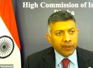 Vikram Doraiswami, the Indian High Commissioner to Bangladesh | Twitter