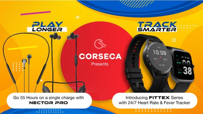 Corseca has launched two new models in its popular Fittex Series