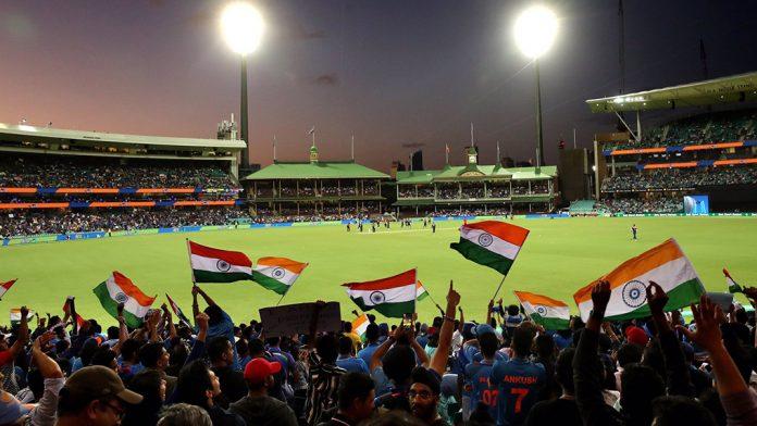 Sydney Cricket Ground   Twitter/@scg