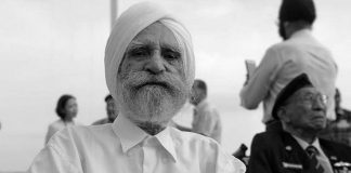 File photo of Jaswant Singh Gill | Facebook | Republic of Singapore Navy