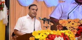 File image of Assam Education Minister Himanta Biswa Sarma | @himantabiswa | Twitter