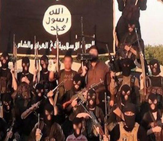 File photo | ISIS terrorists | Wikimedia Commons