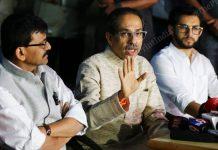 Maharashtra CM Uddhav Thackeray (centre) | Suraj Singh Bisht | ThePrint File Photo