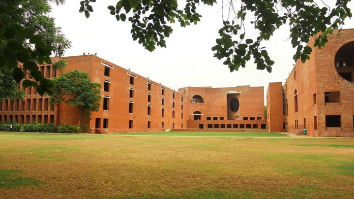Representational image | A file photo of the IIM-Ahmedabad campus.. | Photo: Commons