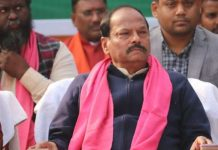 File image of former Jharkhand CM Raghubar Das | Facebook