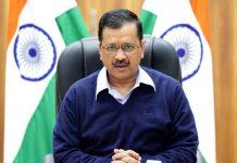 File photo of Delhi Chief Minister Arvind Kejriwal   ANI