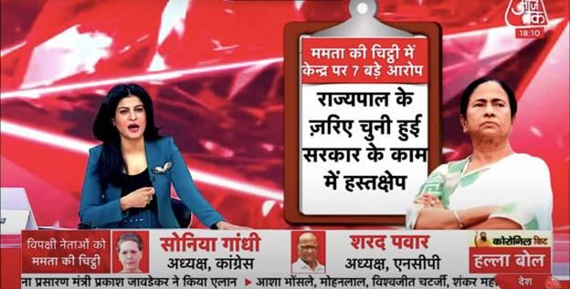 Screengrab of Aaj Tak | YouTube