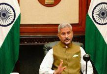 External Affairs Minister S Jaishankar (file photo)   Twitter/@DrSJaishankar