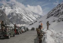 File image of Indian soldiers in Ladakh | Representational image | By special arrangement