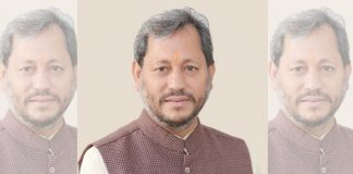 Former Chief Minister of Uttarakhand Tirath Singh Rawat