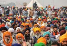 Representational image of farmers protesting at Singhu border   Photo: Manisha Mondal   ThePrint