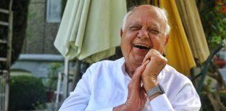 Former chief minister Farooq Abdullah   Photo: Praveen Jain   ThePrint