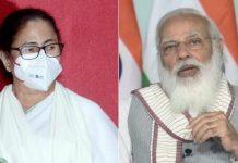 File photo of Mamata Banerjee(left) and PM Narendra Modi (right) | Twitter/@ANI