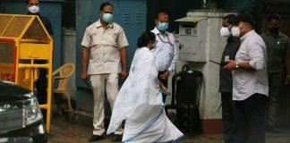 West Bengal CM Mamata Banerjee during her Delhi visit last week | Manisha Mondal | ThePrint