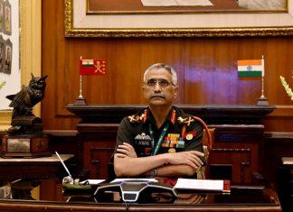 File photo of Army chief General M.M. Naravane | ANI